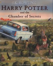 Harry Potter and the Chamber of Secrets, Rowling J.K.