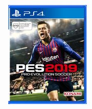 Pro Evolution Soccer 2019 PS4,