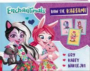 Enchantimals Baw się kartami,