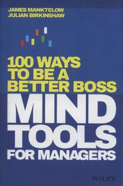 Mind Tools for Managers, Manktelow James, Birkinshaw Julian