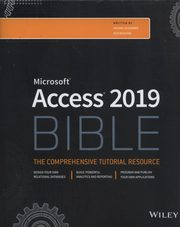 Access 2019 Bible, Alexander Michael, Kusleika Richard
