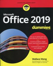 Office 2019 For Dummies,