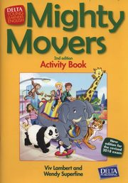 Mighty Movers Activity Book, Lambert Viv, Superfine Wendy