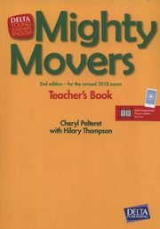 Mighty Movers Second Edition Teacher's Book, Pelteret Cheryl, Thompson Hilary
