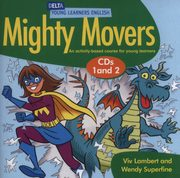 Mighty Movers CD Pack, Lambert Viv, Superfine Wendy
