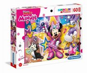 Puzzle 60 Maxi SuperColor  Minnie Happy Helpers,