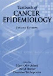 ksiazka tytuł: Textbook of Cancer Epidemiology autor: