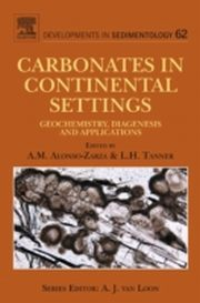 ksiazka tytuł: Carbonates in Continental Settings autor: