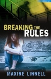 ksiazka tytuł: Breaking the Rules autor: Maxine Linnell