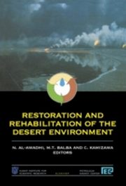 ksiazka tytuł: Restoration and Rehabilitation of the Desert Environment autor:
