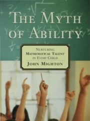 ksiazka tytuł: Myth of Ability autor: John Mighton
