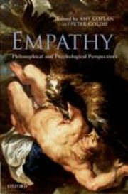 ksiazka tytuł: Empathy Philosophical and Psychological Perspectives autor: Peter Goldie, Amy Coplan