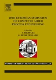 ksiazka tytuł: 20th European Symposium of Computer Aided Process Engineering autor:
