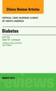 ksiazka tytuł: Diabetes, An Issue of Critical Care Nursing Clinics, autor: Celia M. Levesque