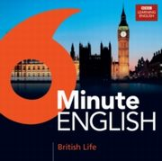 ksiazka tytuł: 6 Minute English: British Life autor: BBC World Service