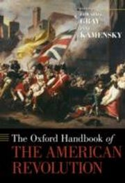 ksiazka tytuł: Oxford Handbook of the American Revolution autor: