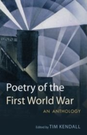 ksiazka tytuł: Poetry of the First World War: An Anthology autor: