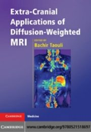 ksiazka tytuł: Extra-Cranial Applications of Diffusion-Weighted MRI autor: Taouli