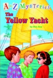 ksiazka tytuł: to Z Mysteries: The Yellow Yacht autor: Ron Roy