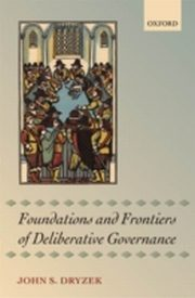 ksiazka tytuł: Foundations and Frontiers of Deliberative Governance autor:
