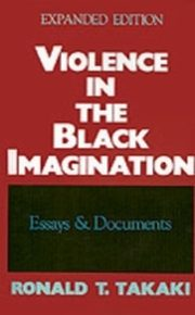 ksiazka tytuł: Violence in the Black Imagination Essays and Documents n/e autor: TAKAKI RONALD T