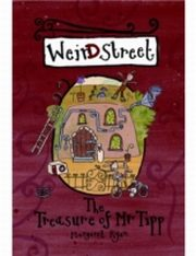 ksiazka tytuł: Treasure of Mr Tipp autor: Margaret Ryan