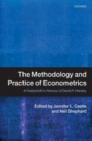 ksiazka tytuł: Methodology and Practice of Econometrics A Festschrift in Honour of David F. Hendry autor: CASTLE JENNIFER