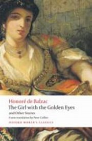 ksiazka tytuł: Girl with the Golden Eyes and Other Stories autor: Honore de Balzac