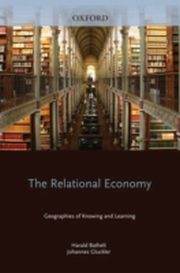 ksiazka tytuł: Relational Economy:Geographies of Knowing and Learning autor: