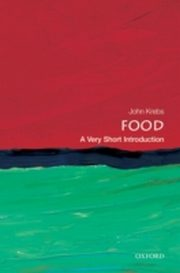 ksiazka tytuł: Food: A Very Short Introduction autor: John Krebs