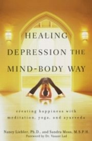 ksiazka tytuł: Healing Depression the Mind-Body Way autor: Nancy Liebler, Sandra Moss