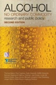 ksiazka tytuł: Alcohol: No Ordinary Commodity:Research and Public Policy autor: