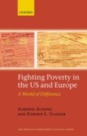 ksiazka tytuł: Fighting Poverty in the US and Europe A World of Difference autor: ALESINA ALBERTO