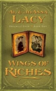 ksiazka tytuł: Wings of Riches autor: Al Lacy, Joanna Lacy