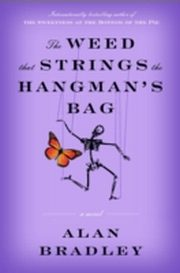 ksiazka tytuł: Weed That Strings the Hangman's Bag autor: Alan Bradley