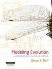ksiazka tytuł: Modeling Evolution an introduction to numerical methods autor: ROFF DEREK A