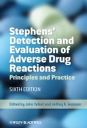 ksiazka tytuł: Stephens' Detection and Evaluation of Adverse Drug Reactions autor: