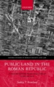ksiazka tytuł: Public Land in the Roman Republic A Social and Economic History of Ager Publicus in Italy, 396-89 BC autor: ROSELAAR SASKIA T