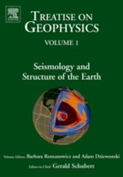 ksiazka tytuł: Seismology and Structure of the Earth autor: