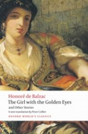 Girl with the Golden Eyes and Other Stories, Honore de Balzac