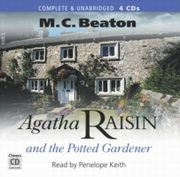 ksiazka tytuł: Agatha Raisin and the Potted Gardener autor: M.C. Beaton