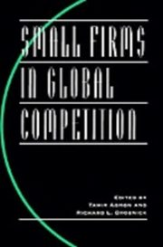ksiazka tytuł: Small Firms in Global Competition autor: AGMON TAMIR