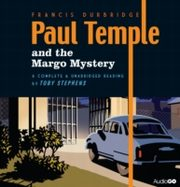 ksiazka tytuł: Paul Temple and the Margo Mystery autor: Francis Durbridge