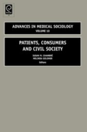 ksiazka tytuł: Patients, Consumers and Civil Society autor:
