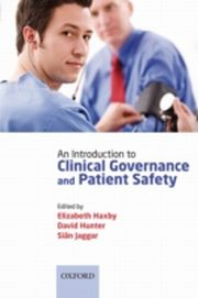 ksiazka tytuł: Introduction to Clinical Governance and Patient Safety autor: