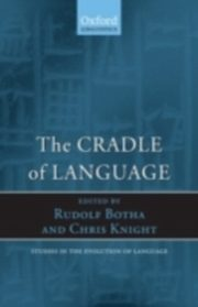 ksiazka tytuł: Cradle of Language autor: BOTHA RUDOLF
