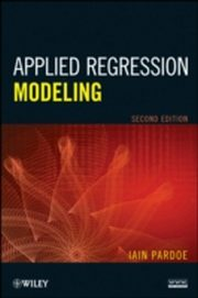 ksiazka tytuł: Applied Regression Modeling autor: Iain Pardoe