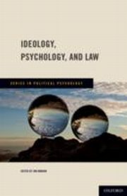 ksiazka tytuł: Ideology, Psychology, and Law autor: