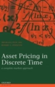 ksiazka tytuł: Asset Pricing in Discrete Time A Complete Markets Approach autor: POON SER-HUANG