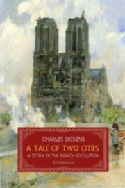 ksiazka tytuł: Tale of Two Cities autor: Charles Dickens